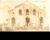 Foto hist�rica da Igreja de Nossa Senhora do Ros�rio dos Pretos Livres