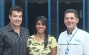 Aluna do curso de Engenharia da Faculdade FINOM ganha bolsa de estudos nos E.U.A.