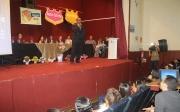 Supera��o, Auto-Estima e Esperan�a - 1� Mostra de Profiss�es da Escola Multi Tech � sucesso