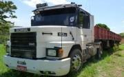 Carreta roubada em Cristalina � recuperada pela Pol�cia Militar de Paracatu