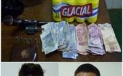 PM age r�pido e prende assaltantes de Panificadora no Bairro Vila Mariana