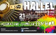 19� Edi��o do Hallel acontecer� no dia 21 de junho em Paracatu
