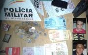 PM age r�pido e prende assaltantes de Drogaria na Avenida Quintino Vargas