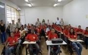 SESI/SENAI e Kinross iniciam cursos para capacita��o de pessoas com defici�ncia
