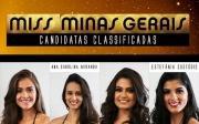 Paracatuense fica entre finalistas do Miss Minas Gerais 2015