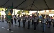 Projeto Guarda-Mirim realiza solenidade de formatura de seus oficiais