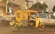 Pol�mica: Governo Municipal afirma que transporte em Tri Taxi � ilegal