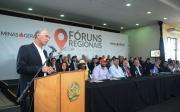 Vice-governador participa da instala��o do F�rum Regional do Noroeste, em Patos de Minas