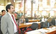 C�mara Municipal rejeita novamente veto do Prefeito, desta vez em benef�cio de t�cnicos da sa�de
