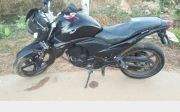 Honda CB 300 que havia sido roubada � localizada no Parque Ecol�gico