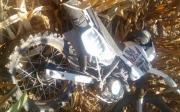 Motocicleta furtada na regi�o do Santa B�rbara � recuperada na zona rural