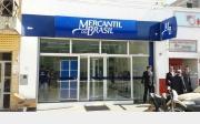 Banco Mercantil do Brasil inaugurou hoje ag�ncia para atendimento a benefici�rios do INSS em Paracatu