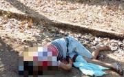 Jovem de 24 anos � assassinado com v�rios tiros no bairro Vila S�o Jo�o Evangelista