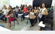 Escola de Paracatu capacita mais de 80 jovens e adultos em Vendas atrav�s do Projeto de Incentivo a Qualifica��o no Com�rcio.
