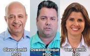 In�cio das propagandas eleitorais e mais uma mudan�a de vice esquentam a campanha em Paracatu