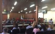 Vereadores de Paracatu votam e aprovam por unanimidade o fim da verba indenizat�ria.
