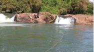 Duas pessoas morrem afogadas durante o feriado no Rio Preto, em Una�