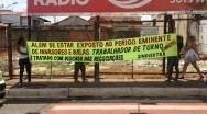 Mineradora � acusada de chantagem e enfrenta onda de protestos em Paracatu