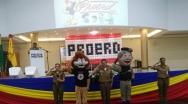 Polícia Militar realiza mais uma formatura do PROERD em Paracatu
