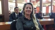 Vereadora Marli Ribeiro é a nova Procuradora da Mulher no Município