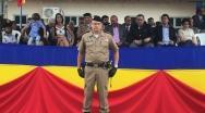 Tenente Coronel Salustiano Michalick é o novo comandante do 45° BPM de Paracatu