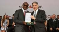 Governador Fernando Pimentel entrega Medalha da Inconfidência em Ouro Preto