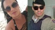 Policial Militar é preso após assassinar mulher em seu apartamento em Unaí