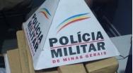 Polícia Militar apreende 15 kilos de Maconha no bairro Esplanada, em Paracatu