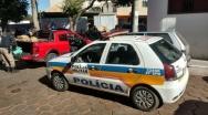 Menor é apreendido com carro roubado e mais de 37 kgs de maconha em Paracatu