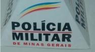 PM apreende menor traficante, no bairro Santa Lúcia