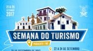 Programação da Semana do Turismo