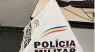 Polícia Militar apreende menor portando arma de fogo