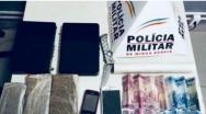 PM apreende menor por tráfico de drogas, no bairro Chapadinha