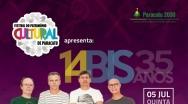 Festival Cultural de Paracatu anuncia show da banda 14 Bis