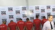 Operação da PC prende oito suspeitos de estupros ocorridos no Noroeste de Minas