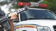 PM prende bandidos foragidos da cadeia de Cristalina no bairro Paracatuzinho