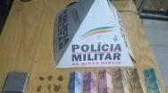 Polícia Militar prende traficante no bairro Chapadinha