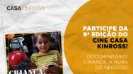 Cine Casa Kinross apresenta documentário sobre consumismo na infância