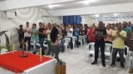 Membros da RCC realizam encontro de oração com recuperandos na APAC de Paracatu