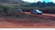 Ossada é encontrada dentro de mata na zona rural de João Pinheiro