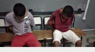 Traficantes são presos e drogas são apreendidas no Centro da cidade