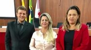 Marli Ribeiro é eleita Procuradora Especial da Mulher na Câmara de Paracatu