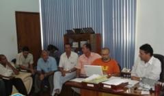 Prefeitura realiza segunda reunião do Projeto Paracatu Contra as Drogas