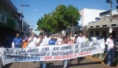 SINDSPAR mobiliza e Servidores entram em greve