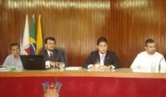 Audiência Pública com o tema de saúde foi realizada na Câmara Municipal