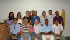 DEMOCRATAS realizam reunião em Paracatu