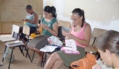 CRAS Paracatuzinho oferece oficinas