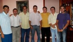 Almir Paraca visita cidades no Sul de Minas