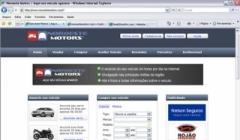 Noroeste Motors lança Website