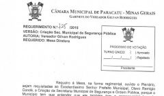 Divulgação de Atos Parlamentares - Mandato do Vereador Gilvan Rodrigues - Publicação em 23/06/2016 - req 183